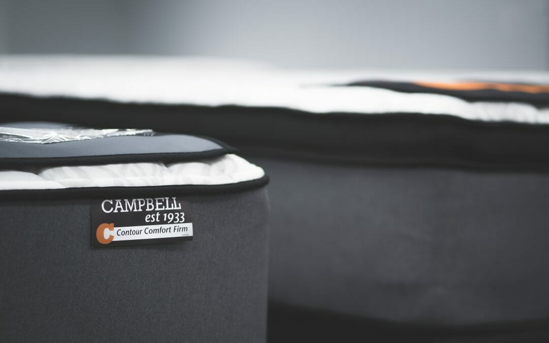 Campbell Mattress opens permanent gallery show space and launches 2020 product line.